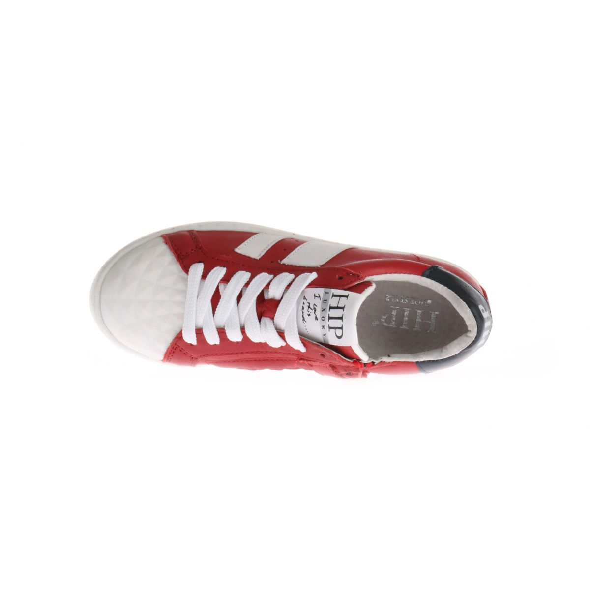 HIP H1732 Sneakers Rood