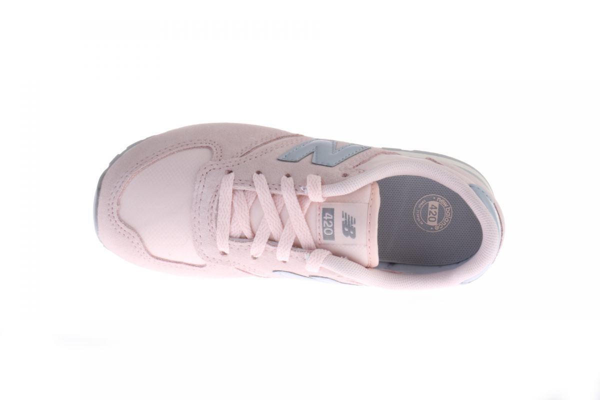 Roze New Balance KE420 sneakers