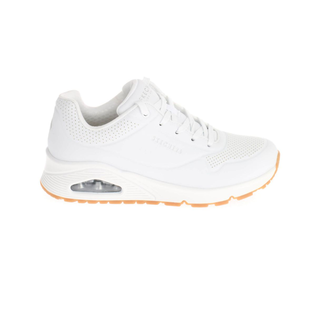 Skechers Stand On Air Sneakers Wit
