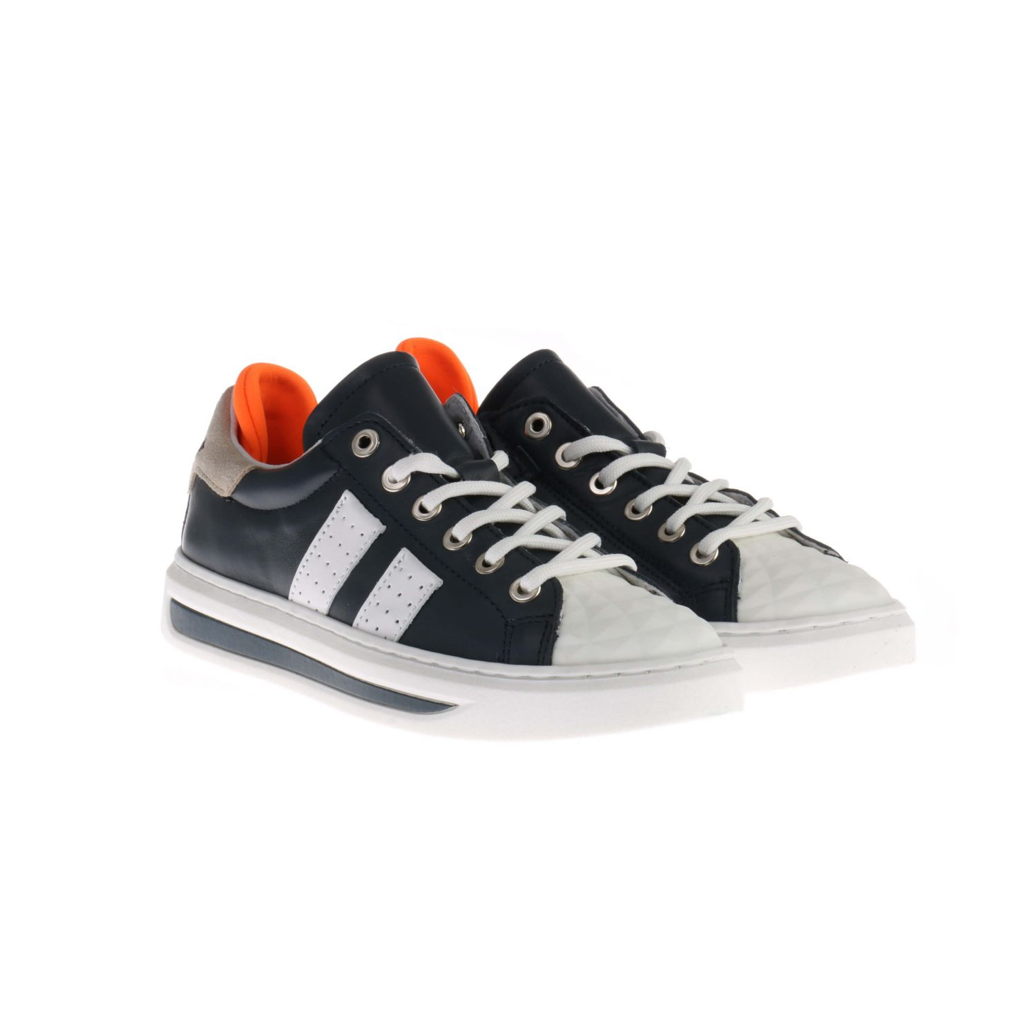 HIP H1887 Sneakers Donkerblauw