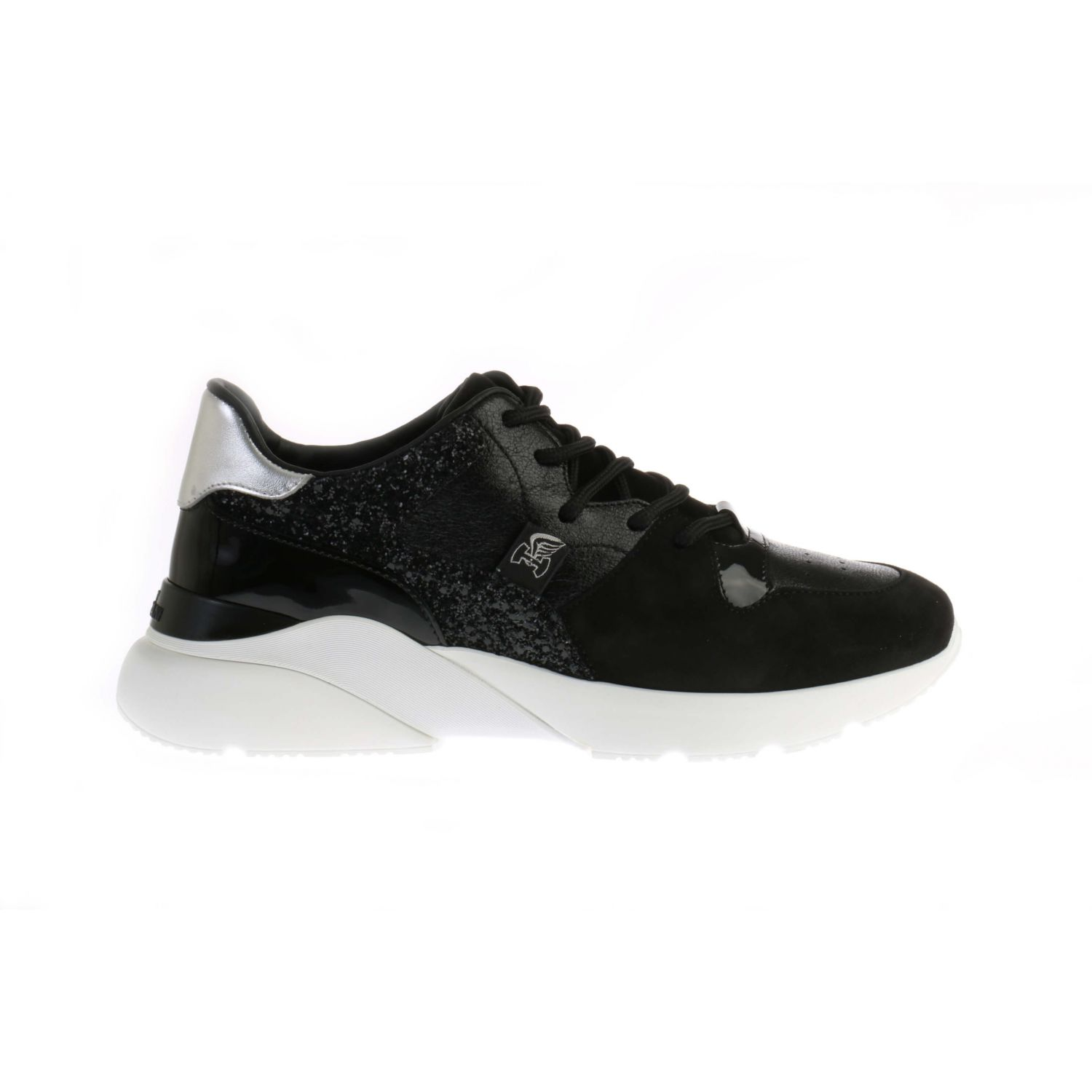 Zwarte Hogan Active One Sneakers