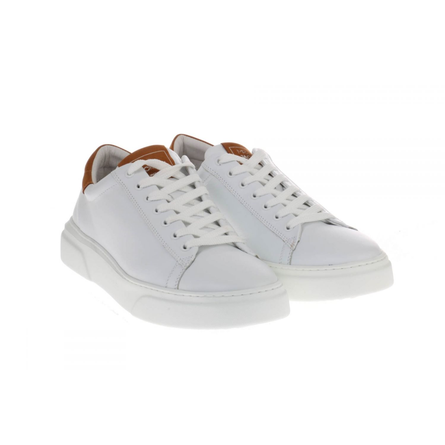 Mr. Jackson M1288 Sneakers Wit