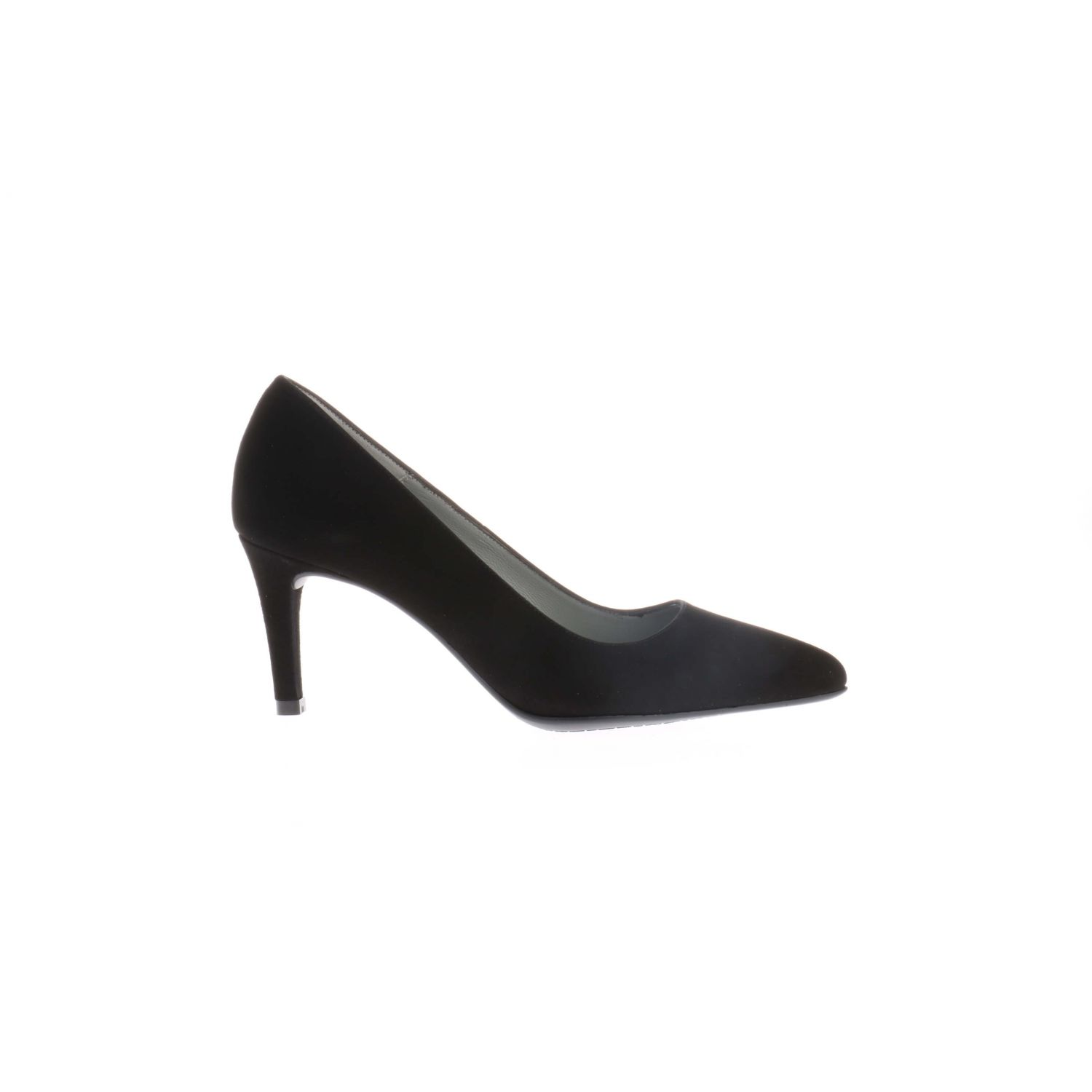 Zwarte Spitse Catwalk Mandy Pumps