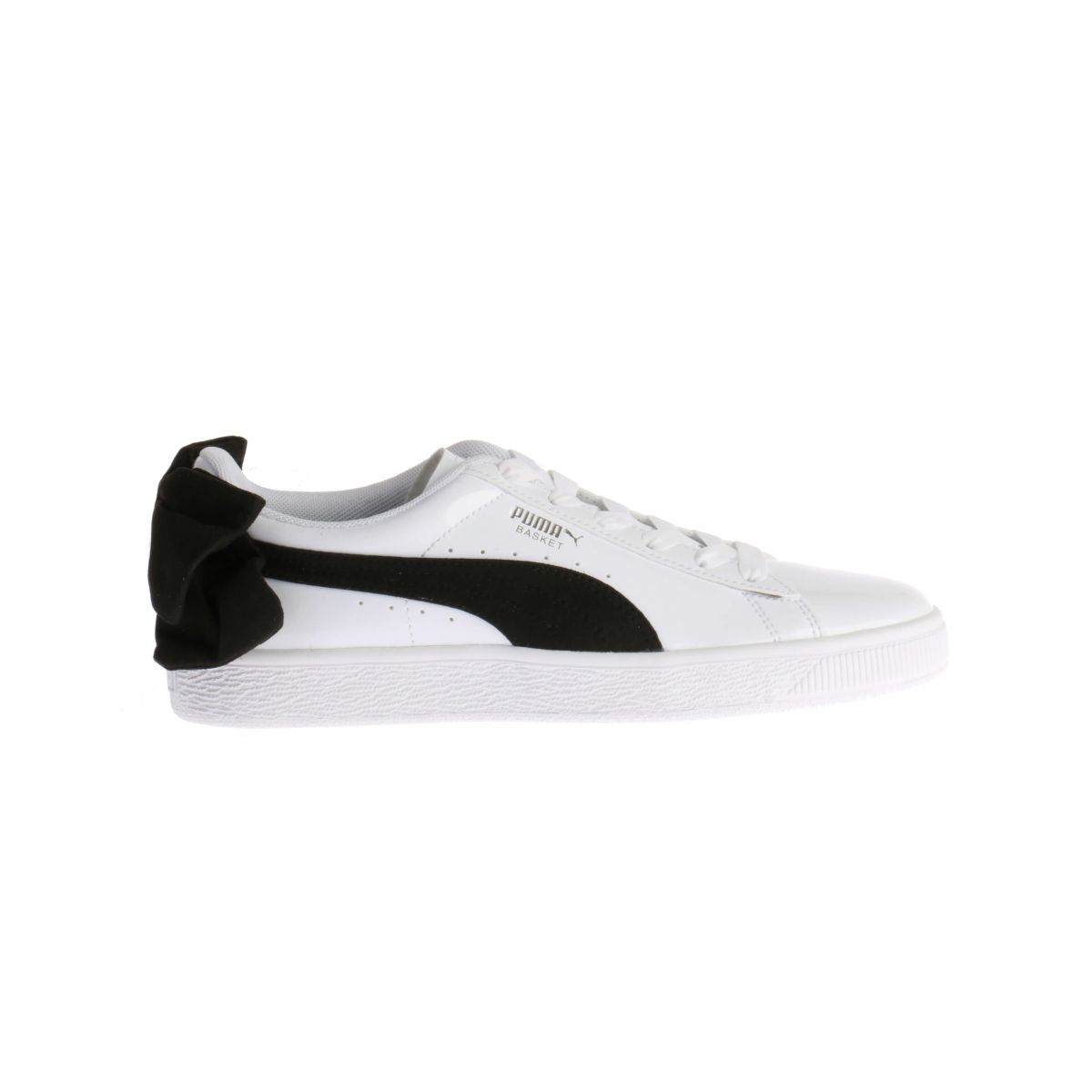 Puma Basket Bow SB Wit