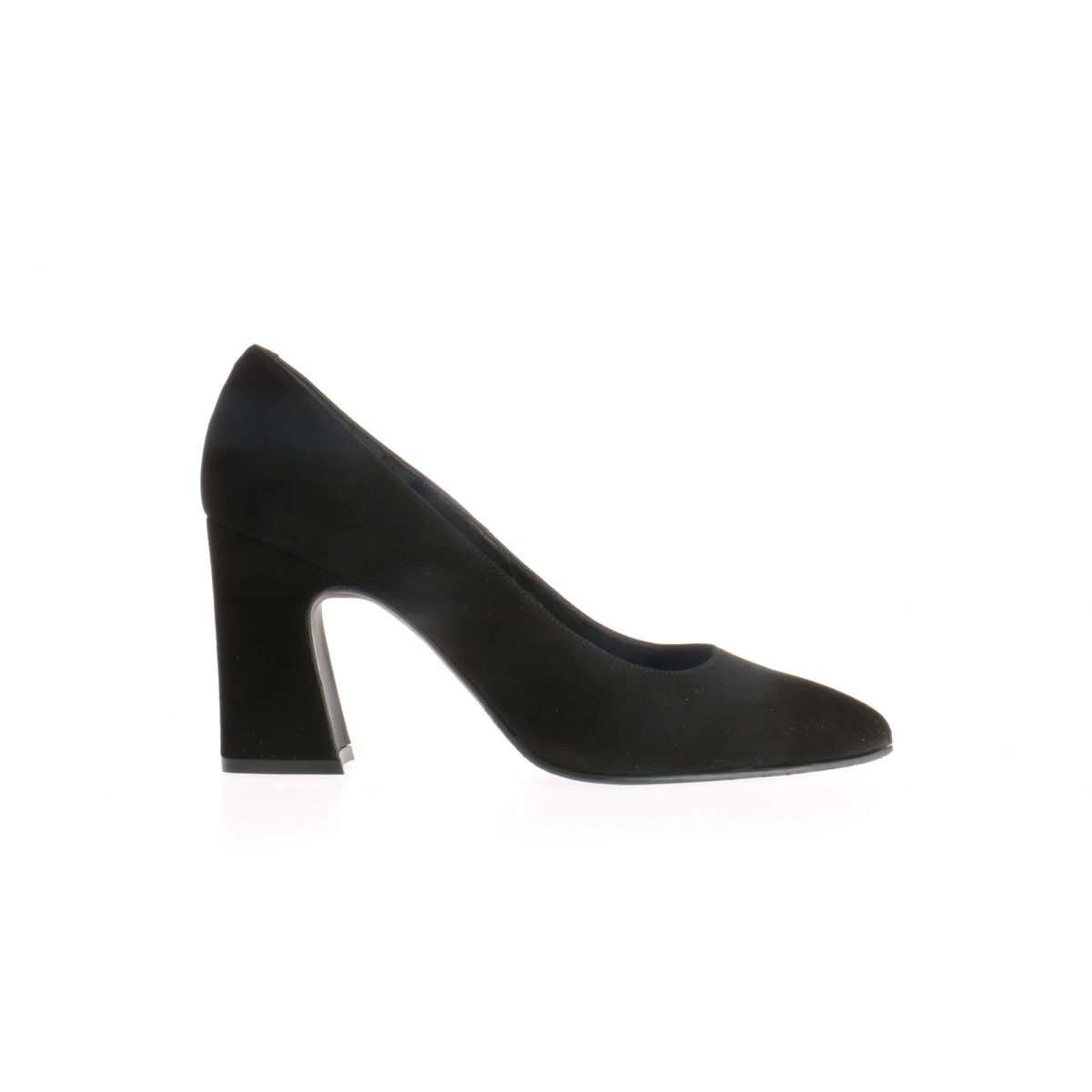 Zwarte Catwalk Pump Belle