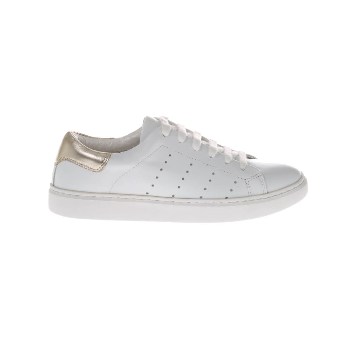 Cartoux C1253 Sneakers Wit Goud