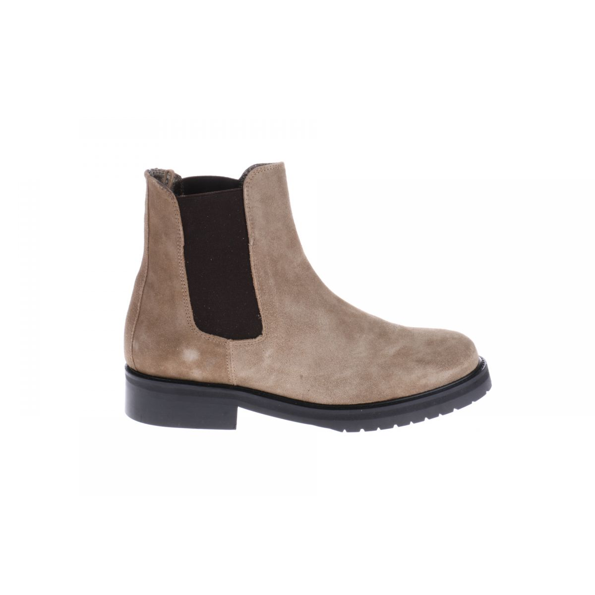 HIP Donna D1590 Chelseaboots Beige
