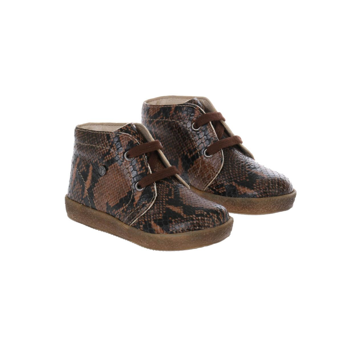 Falcotto Namibia Veterboots Bruin
