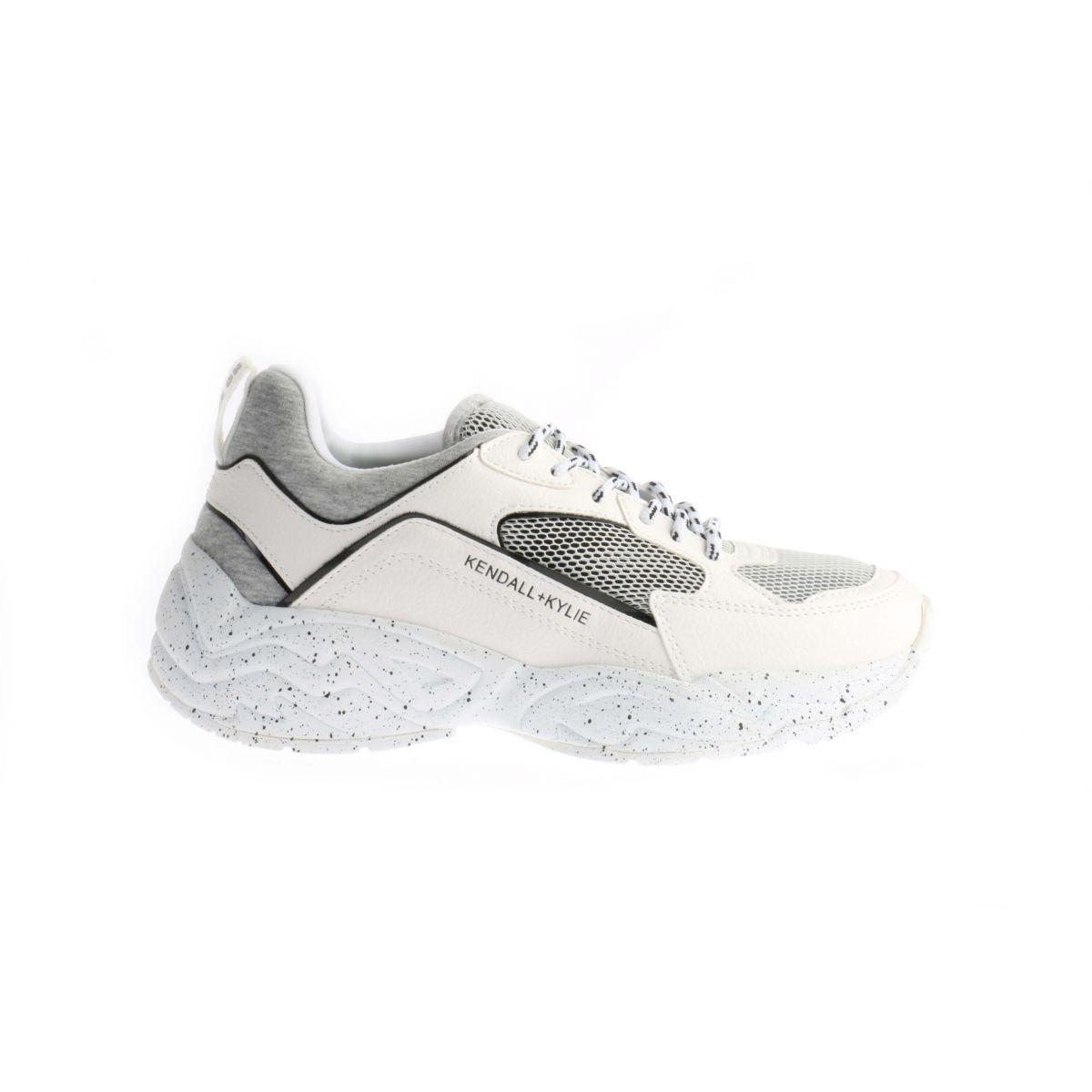 K+K Focus Sneakers Wit