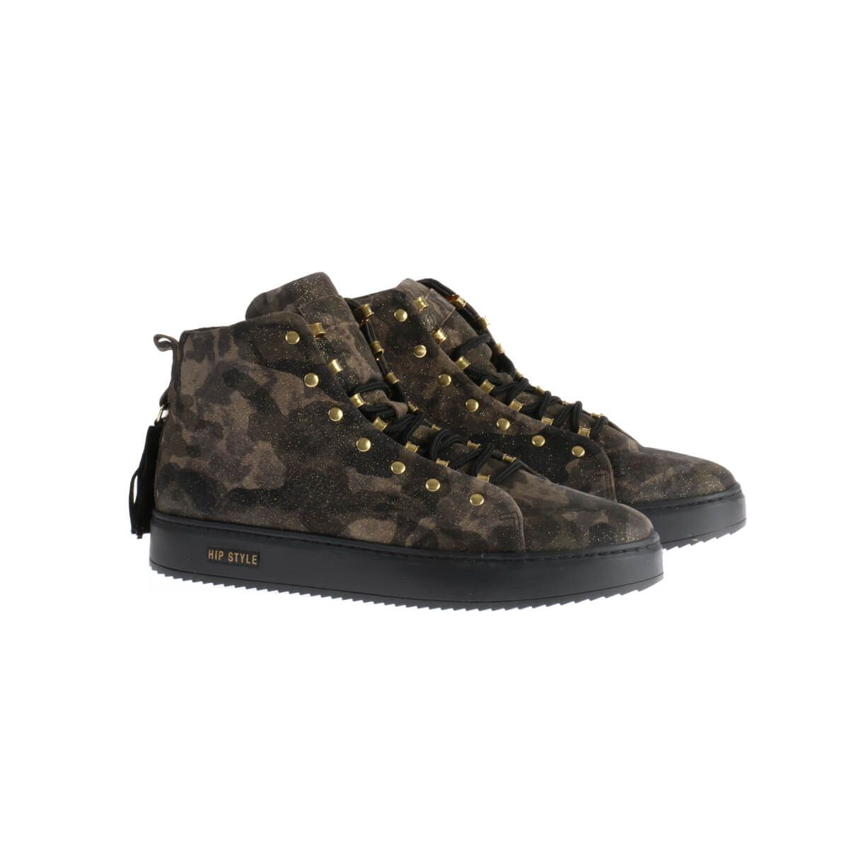 HIP H1530 Army Sneakers