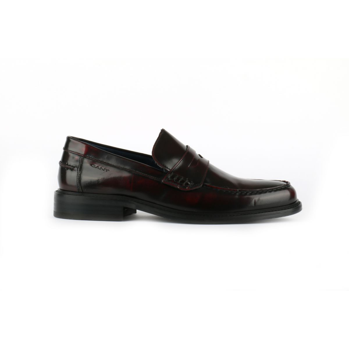 Rode/Bordeaux Gant Harry Mocassins