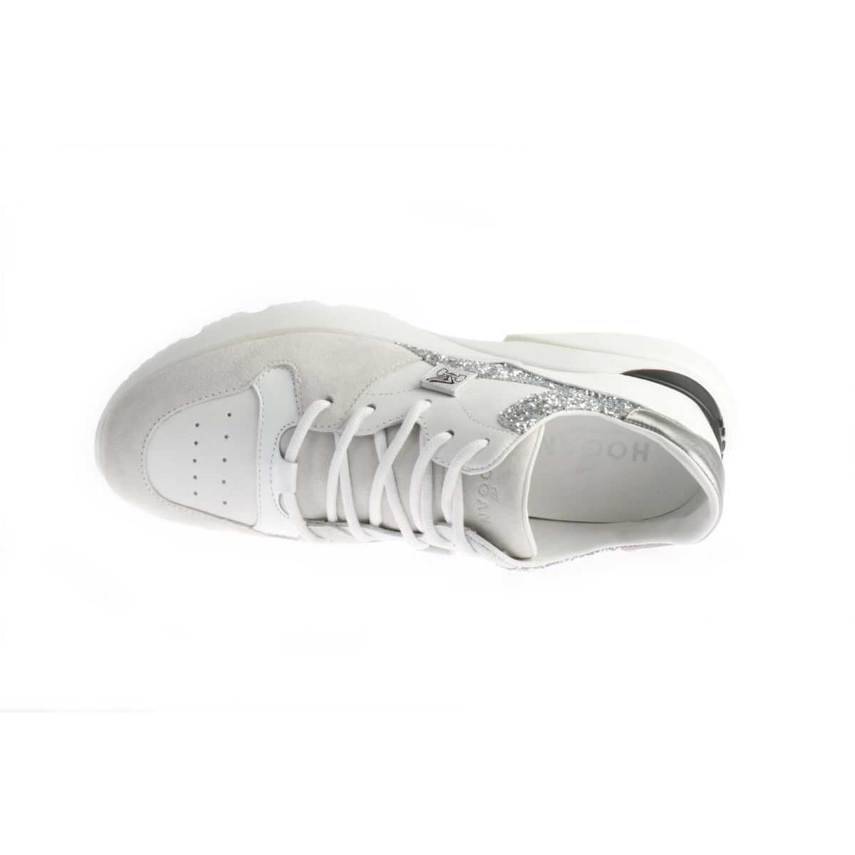 Witte Hogan Active One Sneakers