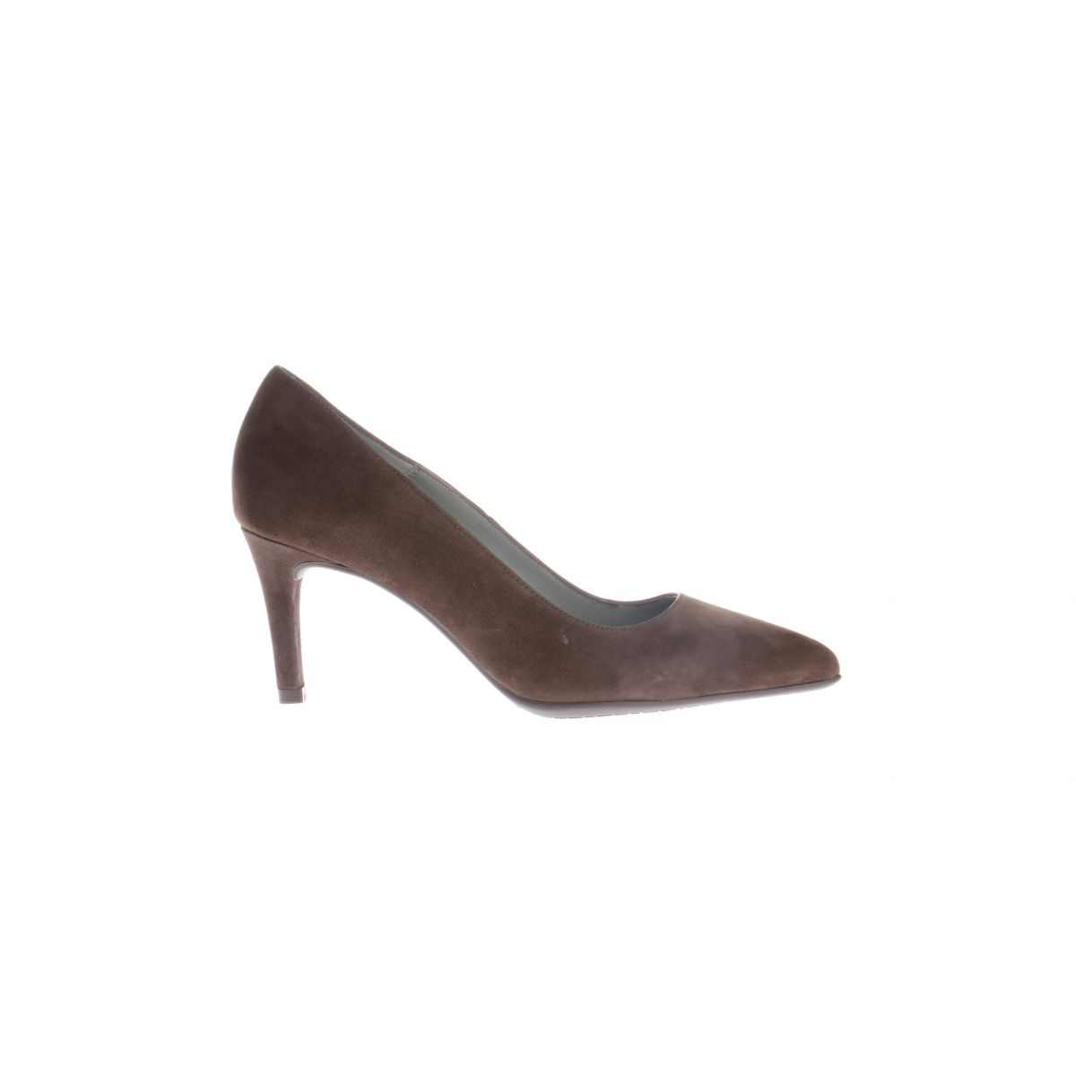 Grijze (Taupe) Catwalk Mandy Pumps