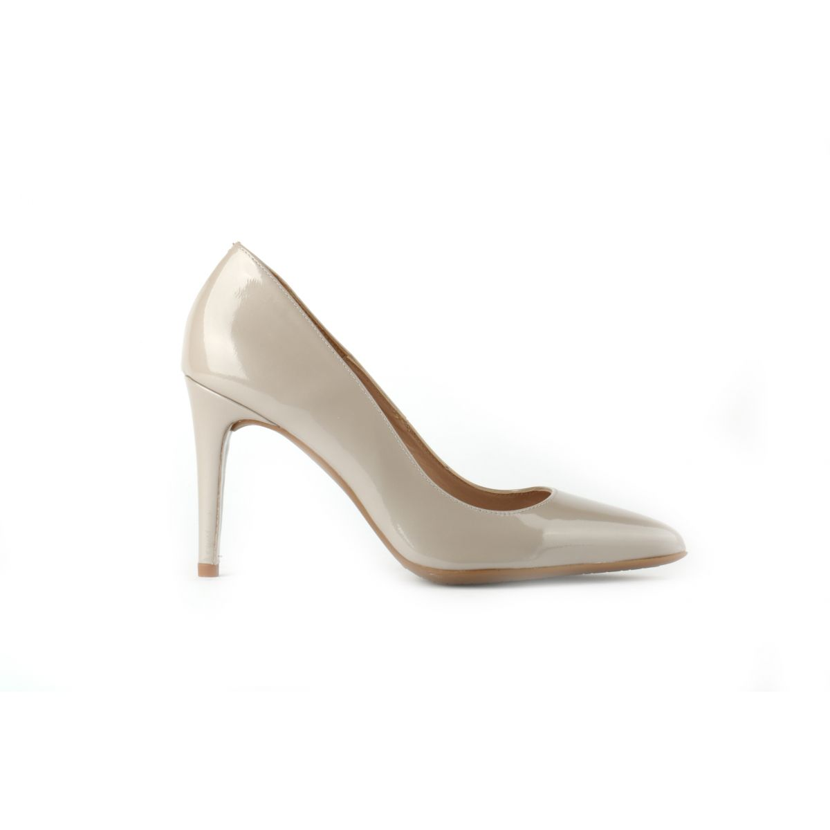 Grijze Catwalk Marilyn Pumps