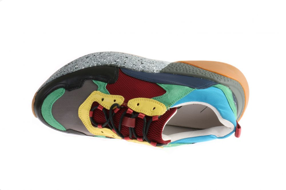 Lola Cruz Multicolor Sneakers