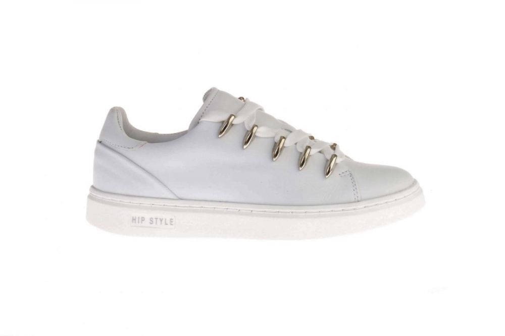 HIP H1095 Sneakers Wit