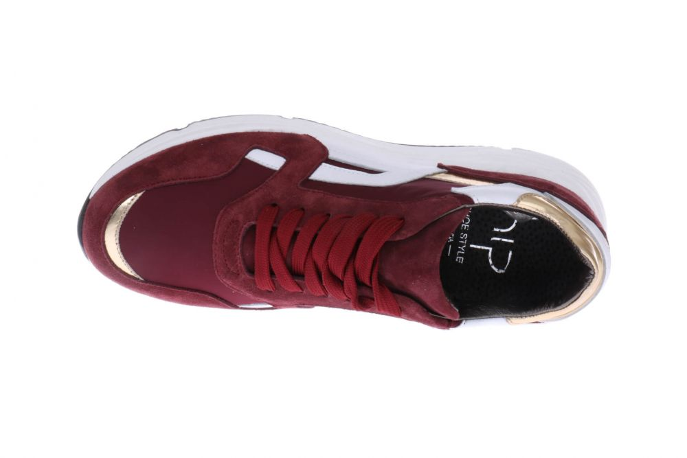 HIP Sneakers D1977 Bordeaux
