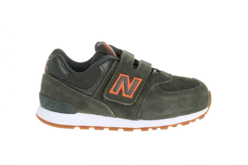 New Balance IV574 Sneakers Groen