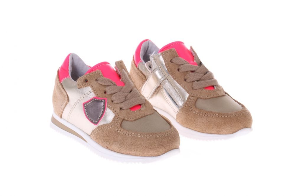 Jimmy Joy Y1878 Sneakers Beige Roze