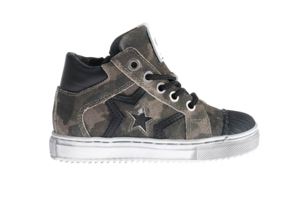 Pinocchio P1581 Sneakers Army