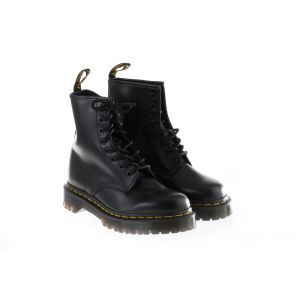 1460 Bex Black Smooth Boots
