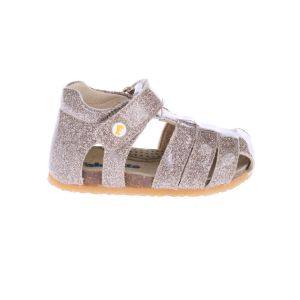 Falcotto Alby Glitter Glossy Sandalen Goud