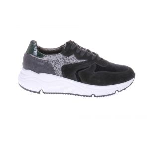 HIP Sneakers D1918 Grijs Panter