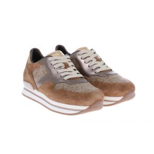 Hogan H222 Sneakers Goud