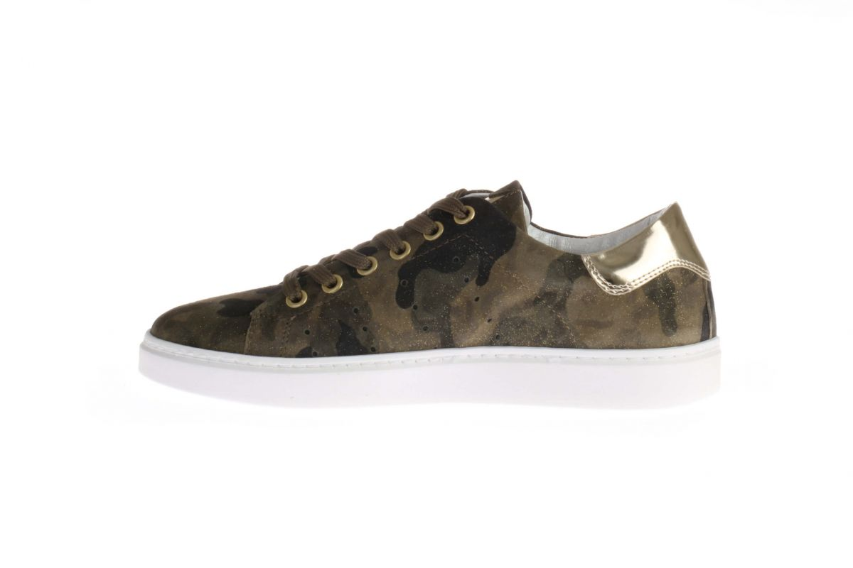HIP D1253 Sneakers Met Camouflageprint