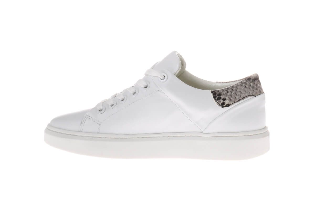 HIP Shoe Style for Women D1506 Sneakers Wit Python