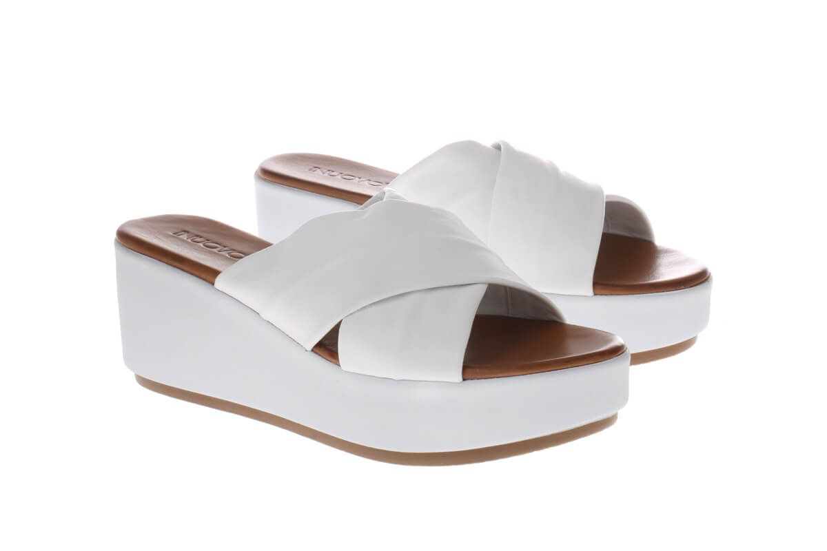 Inuovo 123001 Sandalen Wit