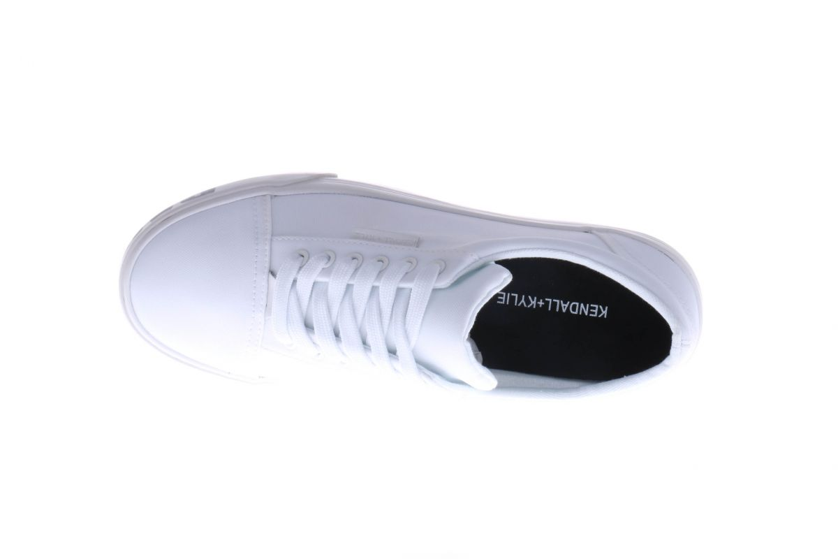 Witte Kandall + Kylie Max Sneakers
